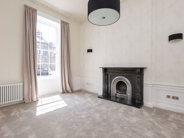 Beautiful Town House Renovated in Edinburgh's New Town