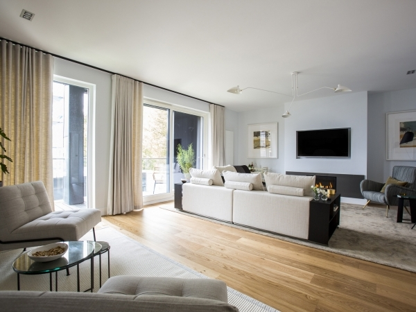 Joinery Contract on Luxury Woodcroft Townhouses